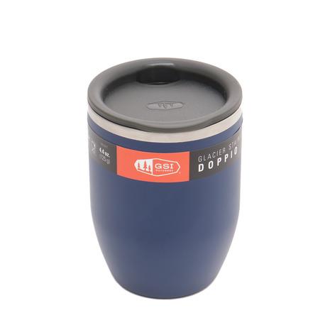 キャンプ トレッキング アウトドア用品のL-Breath エルブレス 1万円以上ご購入で1000円OFFクーポン有 スーパーセール限定 レディース GSI 11872046012065 グレイシャーステンレスDOPPIO 迅速な対応で商品をお届け致します メンズ メーカー在庫限り品 ジーエスアイ