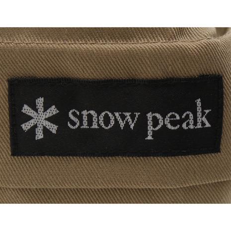 スノーピーク(snow peak) キャンピングマットシーツ BD-043 (Men's、Lady's、Jr)