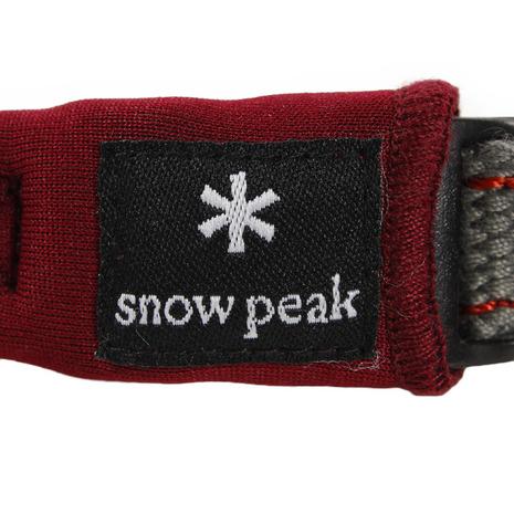 スノーピーク(snow peak) SPソフトカラーS PT-052R 犬用首輪 (Men's、Lady's、Jr)