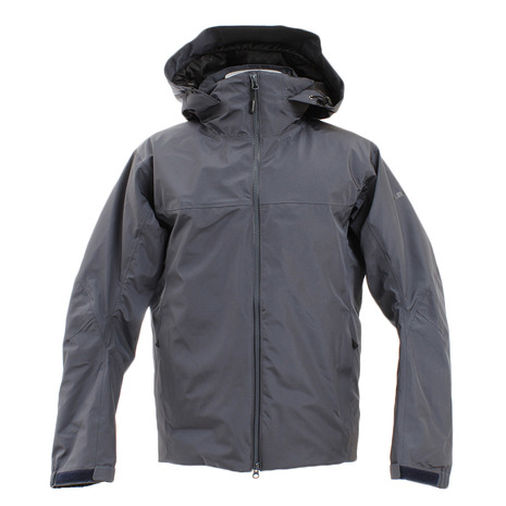 ポールワーズ(POLEWARDS) WATER PROOF SHELL ダウン PWAFM01 BGRY (Men's)