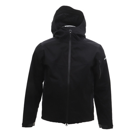 ポールワーズ(POLEWARDS) VENTILE WOOL INSULATION PWAFN04BLACK (Men's)