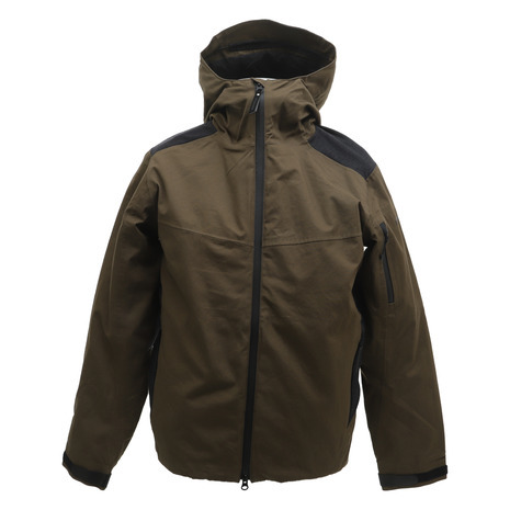 ポールワーズ(POLEWARDS) VENTILE WOOL INSULATION PWAFN04BROWN (Men's)