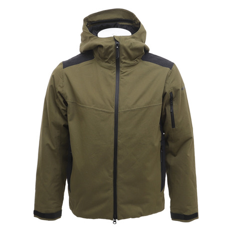 ポールワーズ(POLEWARDS) VENTILE WOOL INSULATION PWAFN04OLIVE (Men's)