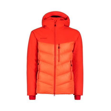 至高 マムート MAMMUT ジャケット 中綿 アウター Rime 売り込み フーデッドジャケット IN ハイブリッド Pro メンズ 1013-01320-3445