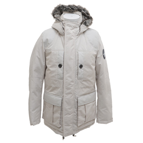 ポールワーズ(POLEWARDS) GORKHA MOUNTAIN PARKA 6090 BEG (Men's)