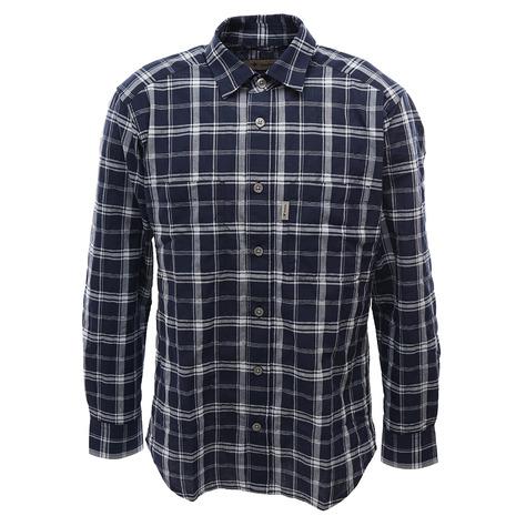 フォックスファイヤー(Foxfire) Cシールドプレザントシャツ 5212072-046 (Men's)