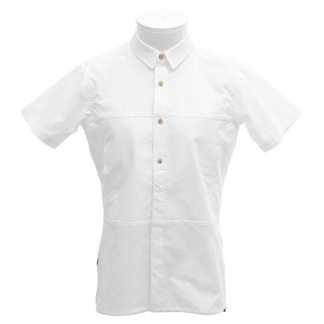 カリマー(karrimor) DTA S/S shirts 51309M182-White (Men's)