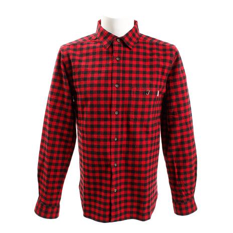チャムス(CHUMS) ランバージャックネルシャツ CH02-1069-K020-04 (Men's)