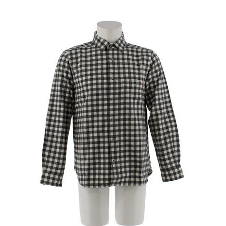 チャムス(CHUMS) Lumberjack Nel Shirt CH02-1069-W032-04 長袖シャツ (Men's)