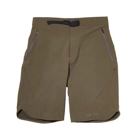 スノーピーク(snow peak) DWRコンフォートショーツ DWR Comfort Shorts PA-16AU0060OL メンズ ショートパンツ (Men's)