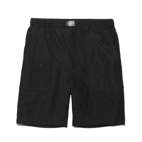 スノーピーク(snow peak) フレキシブルインサレーションショーツ FlexibleInsulated Shorts SW-17SU0160BK メンズ ショートパンツ (Men's)