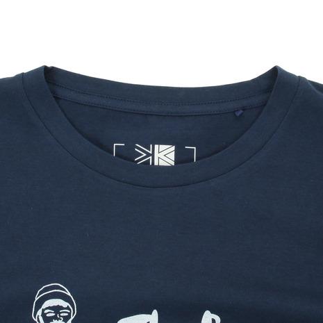 カリマー(karrimor) 半袖Tシャツ トレック T 51810M182-Indigo (Men's)