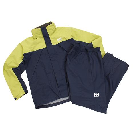 ヘリーハンセン(HELLY HANSEN) レインスーツ Helly Rain Suit HOE11701 YG (Men's)
