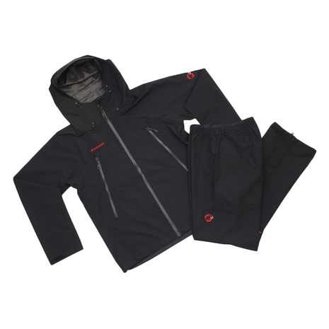 マムート(MAMMUT) 1010-26551-0052 CLIMATE CLIMATE Rain Rain レイン上下セット 1010-26551-0052 (Men's), EASY NAVY:61da7a4b --- sunward.msk.ru