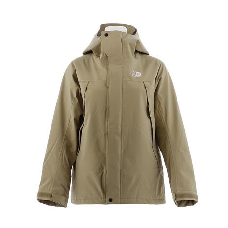 カリマー(karrimor)グレンコーインシュレーションジャケットレディース31112W181-Beige(レディース)