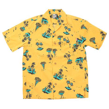 チャムス(CHUMS) チャムロハシャツ CH12-1105 Mustard (Lady's)
