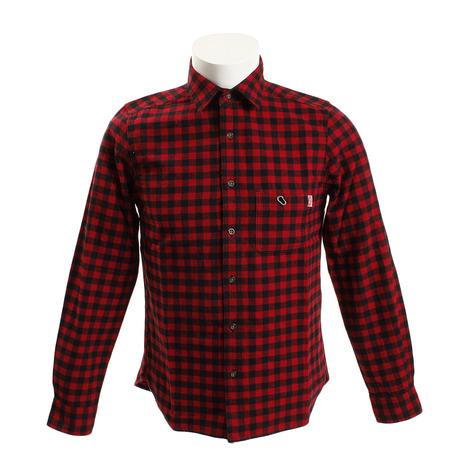 チャムス(CHUMS) ネルシャツ CH12-1069-K020-05 (Lady's)