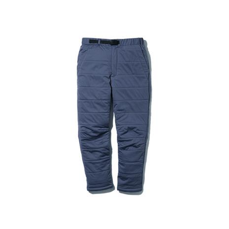スノーピーク(snow peak) フレキシブルインサレーションパンツ 2 ネイビー Flexible Insulated Pants 2 Navy SW-17AU01101NV (Lady's)