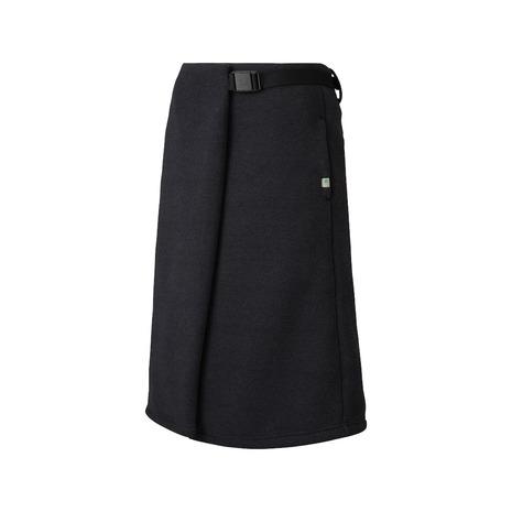 3 980円ご購入で送料無料 カリマー karrimor ジャーニー 2020新作 スーパーセール Lady's Ws ラップ 3P16WAI1-Black スカート