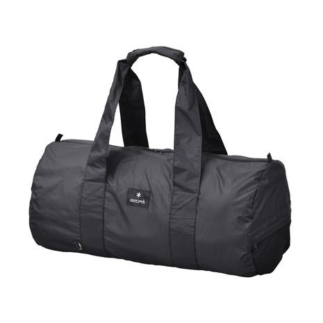 スノーピーク(snow peak) ポケッタブル ダッフル ブラック Pocketable Duffle Black UG-62300BK (Men's、Lady's)