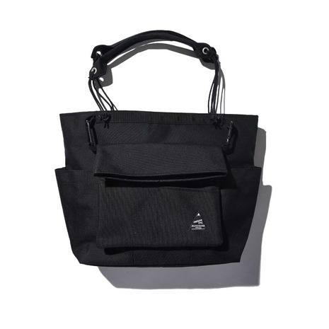 SCOPEDOG236 DEFO WITH TOTE BWTBLK1945 トートバッグ (Men's、Lady's)