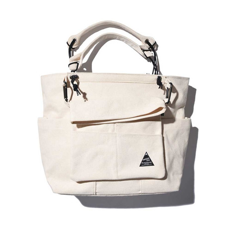 SCOPEDOG236 DEFO WITH TOTE BWTCWH1950 トートバッグ (Men's、Lady's)