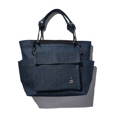 SCOPEDOG236 DEFO WITH TOTE BWTDNM1951 DENIM トートバッグ (Men's、Lady's)