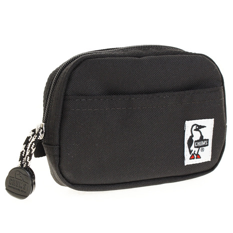 キャンプ トレッキング アウトドア用品のL-Breath エルブレス 2点5%OFF まとめ買いクーポン☆8 18迄 チャムス CHUMS 出群 CH60-2481 Black レディース Case Soft メンズ Dual Eco ポーチ 売却
