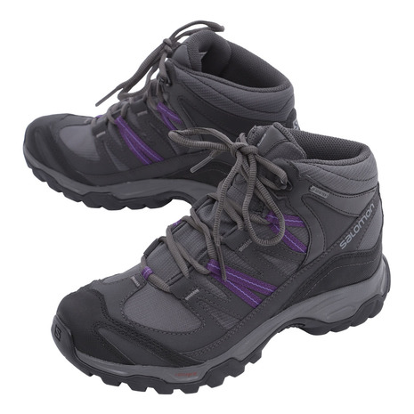 サロモン(SALOMON) SHINDO MID GTX W L40238600 ゴアテックス (Lady's)