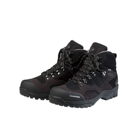 キャラバン(Caravan) C102S ブラック 0010106-941 登山靴 トレッキングシューズ (Lady's)