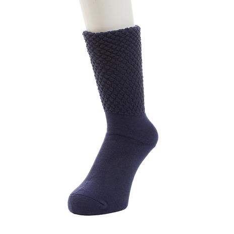 ミズノ(MIZUNO) ブレスサーモ ゆるぬくゴム無し靴下 C2JX780114 (Lady's)