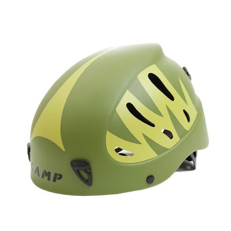 カンプ(CAMP) 山岳 ヘルメット 5019013 GRNXLGRN (メンズ、レディース)