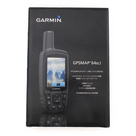 ガーミン(GARMIN) GPSMAP 64sc J ハンディGPS 100119936 (Men's、Lady's、Jr)