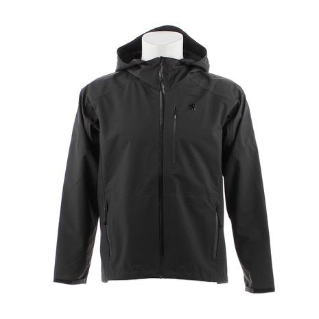 カペルミュール(KAPELMUUR) ウォータープルーフ ライトジャケット ブラック kpjk070 (Men's)