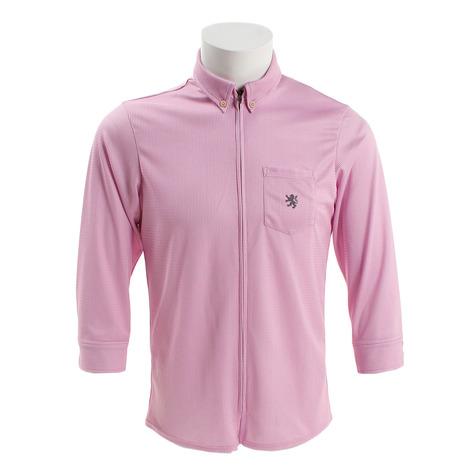 カペルミュール(KAPELMUUR) CPシャツピンストライプ ピンク kpls089 (Men's)