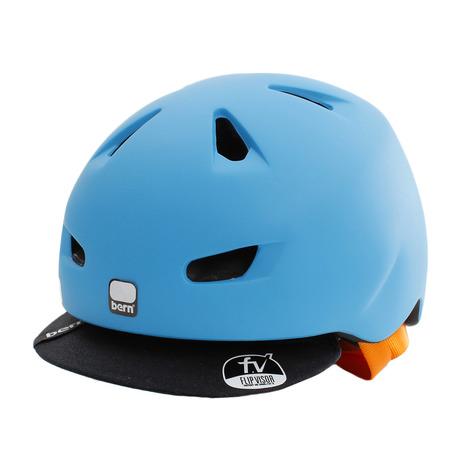 バーン(BERN) BRENTWOOD BE-VM3MBBV-16 ヘルメット (Men's、Lady's)