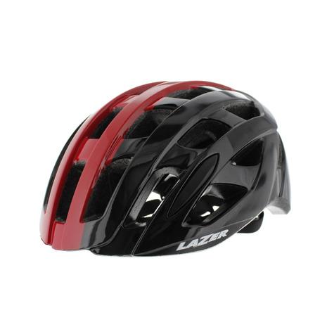 レイザー(LAZER) Tonic BK/RD-L 自転車 ヘルメット (Men's)