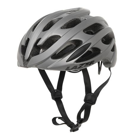 レイザー(LAZER) ブレイドアジアンフィット マットチタニウム L(58-61cm) サイクルヘルメット R2LA838698X MTI (Men's、Lady's)