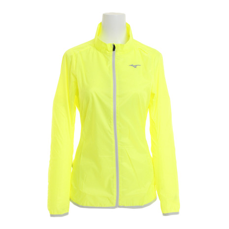 ミズノ(MIZUNO) ウィンドブレーカーシャツ J2ME871031 (Lady's), 国富自然卵普及会 1e7bba2c