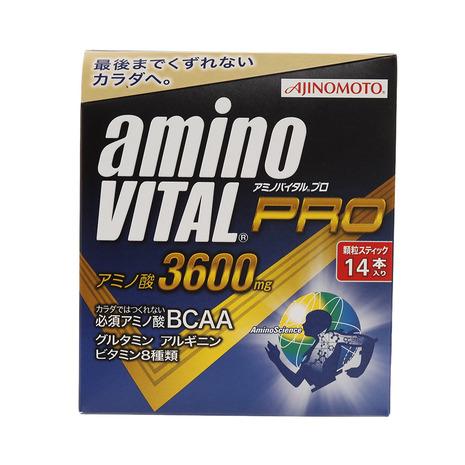 アミノバイタル(amino VITAL) 【リニューアル前大特価】アミノバイタルプロ 4.5g小袋 14本入り (Men's、Lady's、Jr)