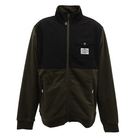 POLER セダーフリースジャケット 21600017-OLV (Men's)