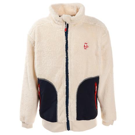 チャムス(CHUMS) エルモフリースフルジップジャケット CH04-1165-W004 (メンズ)