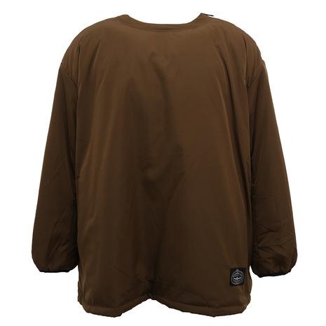 POLER リバーシブルナイロンクルーネックシャツ 55100036-OBK (Men's)