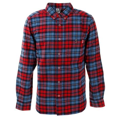 チャムス(CHUMS) ネルシャツ CH02-1123-R001 (Men's)