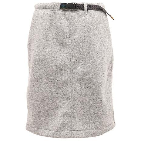 クリフメイヤー(KRIFF MAYER) 暖 クライミング アタタカ スカート 1935122L-GRAY (Lady's)
