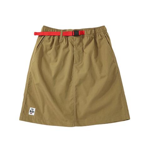 送料無料でお届けします 在庫一掃売り切りセール チャムス CHUMS プランジ レディース CH18-1166-M033 スカート