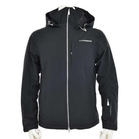 Jリンドバーグ(J.LINDEBERG) 2016-2017 M Truuli Jacket メンズスキーウエア ジャケット 074-54015-019 ブラック (Men's、Lady's)