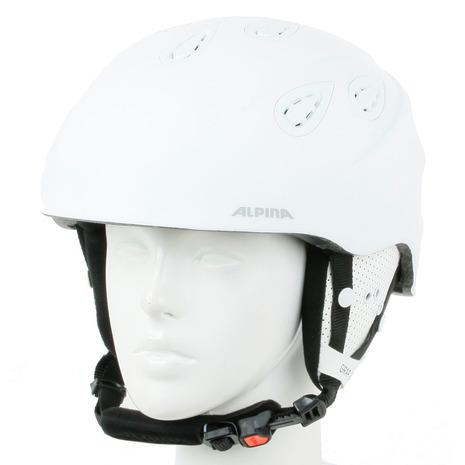 アルピナ(ALPINA) 2016-2017 GRAP 2.0 A9085 312 ヘルメット ホワイトマット (Men's、Lady's)