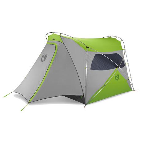 ニーモ(NEMO) ワゴントップ4P WAGONTOP 4P NM-WGT-4P-GN キャンプ用品 テント (Men's、Lady's)