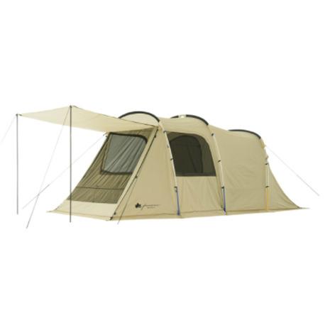 ロゴス(LOGOS) グランベーシック トンネルドーム XL-AG 71805023 キャンプ用品 テント シェルター (Men's、Lady's)